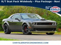 New, 2020 Dodge Challenger R/T Scat Pack Widebody, Gray, D20D467-1