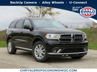 New, 2020 Dodge Durango SXT Plus, Black, D20D16-1
