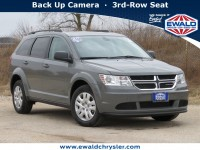 New, 2020 Dodge Journey SE Value, Gray, D20D365-1