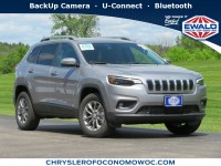 New, 2020 Jeep Cherokee Latitude Plus, Silver, C20J158-1