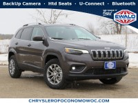 New, 2020 Jeep Cherokee Latitude Plus, Gray, C20J161-1