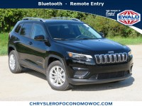 New, 2020 Jeep Cherokee Latitude, Black, C20J52-1
