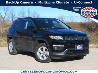 New, 2020 Jeep Compass Latitude, Black, C20J136-1