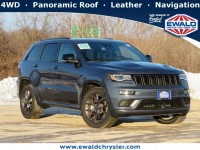 New, 2020 Jeep Grand Cherokee Limited X 4X4, Blue, C20J237-1
