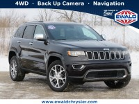 New, 2020 Jeep Grand Cherokee Limited 4X4, Purple, C20J262-1