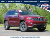 New, 2020 Jeep Grand Cherokee Limited, Red, C20J221-1