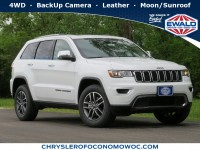 New, 2020 Jeep Grand Cherokee Limited, White, C20J229-1