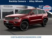 New, 2020 Jeep Grand Cherokee Altitude, Red, C20J291-1