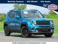 New, 2020 Jeep Renegade Altitude, Teal, C20J119-1