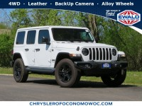 New, 2020 Jeep Wrangler Unlimited Sahara Altitude, White, C20J224-1