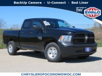 New, 2020 Ram 1500  Tradesman, Black, D20D340-1