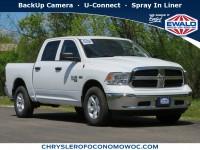 New, 2020 Ram 1500  Tradesman, White, D20D352-1