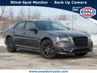 New, 2021 Chrysler 300 Touring L AWD, Gray, C21D13-1