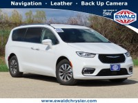 New, 2021 Chrysler Pacifica Hybrid Touring L, White, C21D20-1
