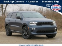New, 2021 Dodge Durango GT Plus AWD, Blue, D21D88-1