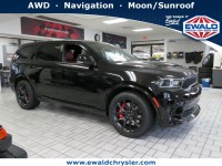 New, 2021 Dodge Durango SRT 392 AWD, Black, D21D29-1