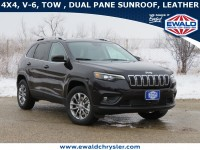 New, 2021 Jeep Cherokee Latitude Lux 4X4, Purple, C21J77-1