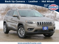 New, 2021 Jeep Cherokee Latitude Lux 4X4, Brown, C21J78-1