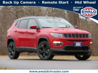 New, 2021 Jeep Compass Altitude 4X4, Red, C21J44-1