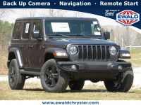 New, 2021 Jeep Wrangler Unlimited Sahara Altitude, Gray, C21J121-1