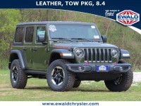 New, 2021 Jeep Wrangler Unlimited Rubicon 4x4, Green, C21J144-1