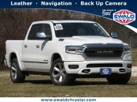 New, 2021 Ram 1500 Limited 4x4 Crew Cab 5'7