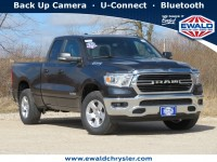 New, 2021 Ram 1500 Big Horn 4x4 Quad Cab 6'4
