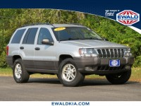 Used, 2002 Jeep Grand Cherokee Laredo, Beige, KP2076A-1