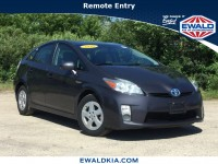 Used, 2010 Toyota Prius Hatchback I, Gray, 19K247A-1