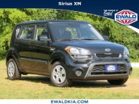 Used, 2012 Kia Soul Base, Black, 20K336A-1