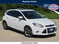 Used, 2014 Ford Focus SE, White, KP1911A-1