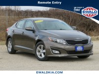 Used, 2015 Kia Optima LX, Brown, 20K161A-1