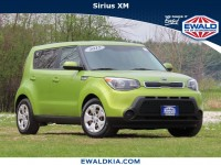 Used, 2015 Kia Soul Base, Green, 21K274A-1