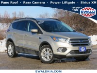 Used, 2017 Ford Escape SE, Gold, KP2194-1