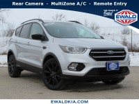 Used, 2017 Ford Escape SE, Silver, KP1998-1