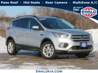 Used, 2018 Ford Escape SEL, Silver, KP2195-1