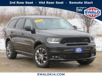 Used, 2019 Dodge Durango GT Plus, Black, KP2180-1