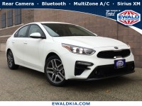 New, 2019 Kia Forte S, White, 19K153-1