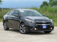 New, 2019 Kia Forte, Black, 19K327-1