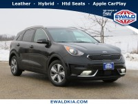 New, 2019 Kia Niro EX, Black, 19K369-1