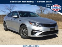 New, 2019 Kia Optima LX, Silver, 19K253-1