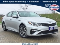 New, 2019 Kia Optima LX, Silver, 19K281-1