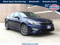 New, 2019 Kia Optima LX, Blue, 19K288-1