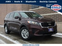 New, 2019 Kia Sorento LX, Purple, 19K183-1