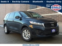 New, 2019 Kia Sorento L, Black, 19K189-1