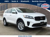 New, 2019 Kia Sorento LX, White, 19K244-1