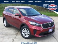 New, 2019 Kia Sorento LX, Red, 19K295-1