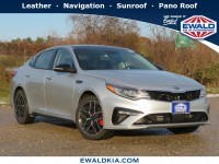 New, 2020 Kia Optima SX, Silver, 20K184-1