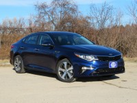 New, 2020 Kia Optima S, Blue, 20K224-1