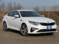 New, 2020 Kia Optima S, White, 20K230-1